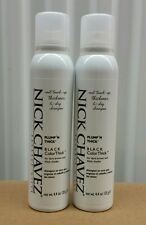 2 x Nick Chavez Beverly Hills Plump N Thick Root Touch Up Black 4.4 oz New