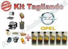 KIT TAGLIANDO OPEL ANTARA 2.0 CDTI 150CV - OLIO OPEL GM 5W30 + FILTRI*