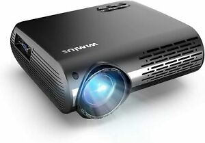 Full-HD Beamer - Wimius P20 - LCD LED Projektor - 7200 Lumen - Native 1920x1080
