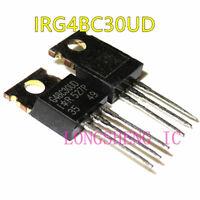 5PCS IRG4BC30UD IGBT mit FRED 600V 23A 100W = IRG4BC30UDPBF TO220 NEW