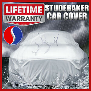 STUDEBAKER [OUTDOOR] CAR COVER ☑️ Weatherproof ☑️ 100% Full Warranty ✔CUSTOM✔FIT