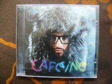 CD CHRISTOPHE WILLEM - Caféine / Sony Music (2009)  NEUF SOUS BLISTER