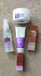 Avon Lavender Body Set