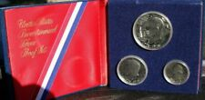 1976 Bicentennial 3 Coin Silver U.S. Proof Set