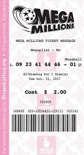 Buy Oregon's Game Mega Millions Lotto Lottery Tickets with Megaplier