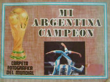 FIFA WORLD CUP 1978 RARE Photo Album - Great Pictures