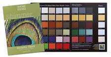 Modern Masters MPC50CC METALLIC PAINT COLLECTION COLOR CARD