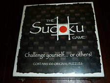 Winning moves THE SUDOKU GAME Contains 100 original puzzles