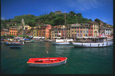 204059 Intimate Portofino Deserves More Than Just One Visit A4 Photo Print