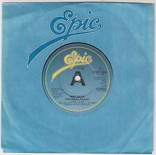 """Jeff Beck-la paz final-Raro y eliminado 1980 Reino Unido 2-track 7"""" SINGLE VINILO"""