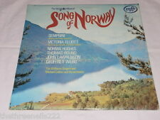 VINYL LP - SONG OF NORWAY - MICHEAL COLLINS AND HIS ORCHESTRA - MFP5239