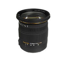 SIGMA 17-50mm f/2.8 EX DC OS Lens NIKON +4 YEAR WARRANTY D7200 D5600 D3400 D3300