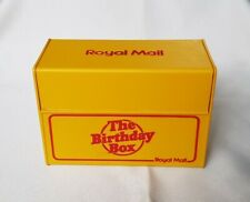 """Vintage collectible 1970's Royal Mail """"The Birthday Box"""""""