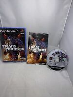 Transformers Revenge of the Fallen Playstation 2 PS2 Game + Free UK Delivery