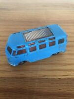 Lone Star Impy Road Master Super Cars 1/59 Scale Blue 23 Window Volkswagen Bus