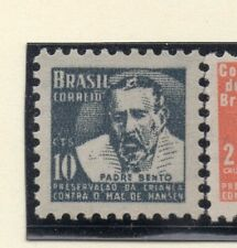 Brazil 1961-62 Early Issue Fine Mint Hinged 10c. NW-07643
