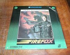 FIREFOX - FS Laserdisc - Clint Eastwood