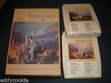 Treasury of Waltzes - The Family Library of Beautiful Listening 8 Track Tapes