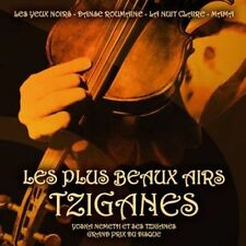 CD Les plus beaux airs tziganes - The most beautiful gypsy tunes / IMPORT