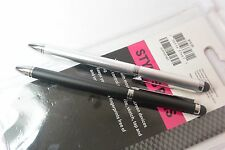 T-Mobile Universal Stylus Pen Combo 2 Pack for Andriod/iPhone/iPad Air 2/3/4