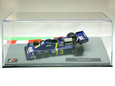 JODY SCHECKTER Tyrrell P34 - F1 Racing Car 1976 - Collectable Model - 1:43 Scale
