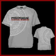 PRISON BREAK ( TV ) - GRAPHIC T-SHIRT (L)  NEW & UNWORN