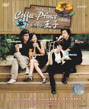 The 1st Shop of Coffee Prince DVD Korean Drama TV Series English Sub