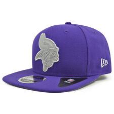 newest e8fd1 d2c0b Minnesota Vikings New Era 3M FLASH SNAP Reflective Snapback 9Fifty NFL Hat