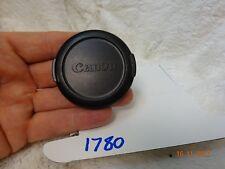Genuino Canon E-58 58 mm Lente Tapa para EF 70-300 mm f/4-5.6 y otros