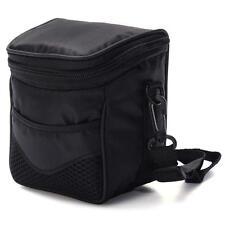 2016 Digital SLR Camera Lens Case DSLR Gadget Shoulder Bag For Nikon Canon G+