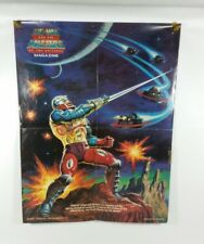 1985 Mattel HE-MAN & The Masters of the Universe Magazine Poster of ROBOTO