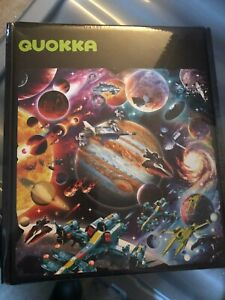 New + Sealed Quokka 260 Irregular Piece Wooden - Space Adult Jigsaw Puzzle