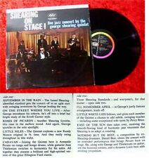 LP George Shearing Quintet Shearing On Stage 1959