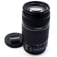 Canon Zoom Lens EF-S 55-250mm F4-5.6 II IS