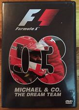 Formula 1: The Official Review of the 2003 Formula 1 World Championship (DVD)