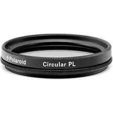 Polaroid Optics 55mm Multi-Coated Circular Polarizer Filter [CPL] For 'On Locat…