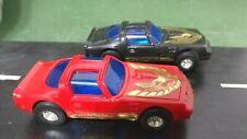 2 Pontiac Firebird Formula 1:43 Scale Slot Cars