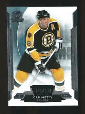 LIMITED CAM NEELY BOSTON BRUINS THE CUP SERIAL #'d 095/249 FREE S/H