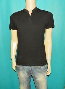 THE KOOPLES tee-shirt homme en coton noir taille M