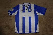 UMBRO DEPORTIVO ALAVES 2005/2006 FOOTBALL SHIRT JERSEY CAMISETA TRIKOT #XL# MINT