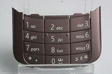 Original Nokia 6710 números de Navigator teclado marrón teclas maletero Numeric keyp...