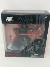 Star Wars Black Series K-Mart Exclusive Kylo Ren Starkiller Base 6? Hasbro 2015