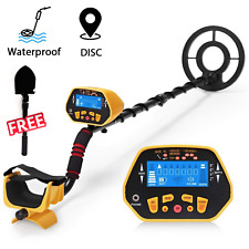 Metal Detector Gold Digger Treasure Hunter Sensitive LCD Screen + Free Shovel AU