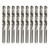 10x Heller Hss-G Trapano Punte 5.7mm Lavoratore Acciaio Foglio Metallo Drilling
