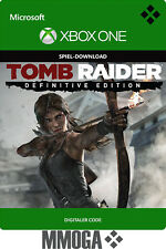 Tomb Raider Definitive Edition - Xbox One Download Code - Microsoft Xbox Spiel