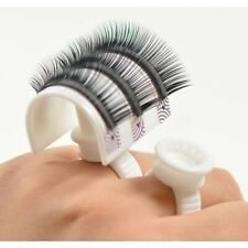 Eyelash Extensions Lash Holder Ring Stand Glue Volume Bridge UK Seller