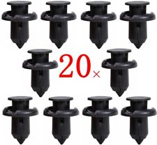 20 Pcs Front Bumper Clip Push Type Retainer 91503-SZ3-003 For Honda Civic Accord