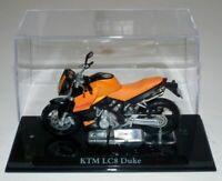 KTM LC8 Duke, 1:24 Model Motorbike,  IXO, Atlas Editions