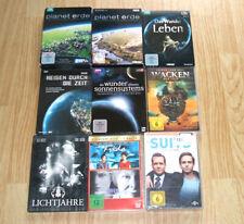 9 x DVD Sammlung neuwertig - Doku - Musik - Film