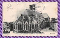 CPA - 58 - NEVERS - La Cathédrale, Eglise Saint Cyr